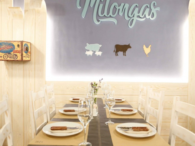 Comedor Milongas Coruña